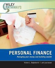 Wiley Pathways Personal Finance (Wiley Pathways)-ExLibrary