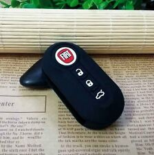 FIAT silicone key cover (Black)