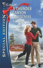 A Thunder Canyon Christmas (Silhouette Special Edition)-ExLibrary