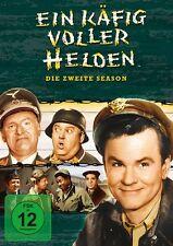 5 DVDs *  EIN KÄFIG VOLLER HELDEN - KOMPLETT SEASON / STAFFEL 2 - MB # NEU OVP =