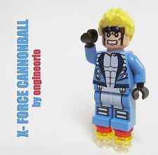 LEGO Custom --- X-Force Cannonball --- Marvel Superheroes X-Men Wolverine rogue