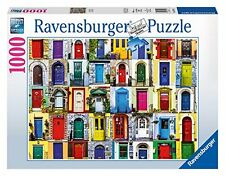 Ravensburger Doors Of The World Puzzle 1000-Piece