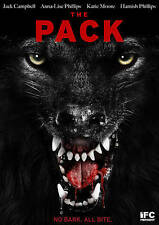 The Pack (DVD, 2016) Horror Movie