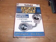Timeless TV Series: Racket Squad Starring Reed Hadley (DVD 2006 2-Disc Set) NEW