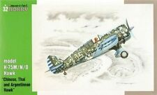 HAWK H-75 M / N / O (SIAM / tailandese, Cinese & ARGENTINA AF MKGS) 1/32 SPECIAL HOBBY