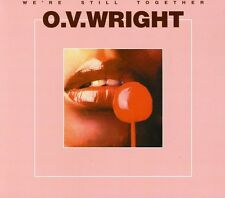 O.V. Wright - We'Re Still Together [CD New]