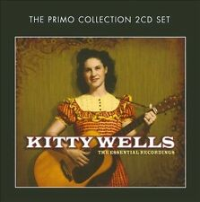 The Essential Recordings by Kitty Wells (CD, Jun-2011, 2 Discs, Primo)