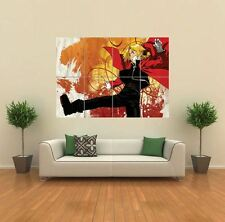 FULL METAL ALCHEMIST MANGA ANIME GIANT ART PRINT POSTER PICTURE WALL G923