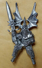 Warhammer Undead / Vampire Counts Wight Lord - Metal - Stripped