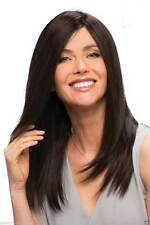 FIXSF309 long charming brown hair wigs for women straight wig