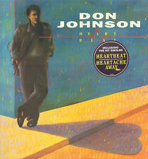DON JOHNSON - Heartbeat - 1986 - Epic - EPCCL 32 492-1 - Holl