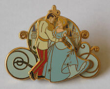 DISNEY Cinderella Pin Badge 2004 - Coach Design Cinderella Prince Charming