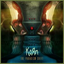 KORN - THE PARADIGM SHIFT - DELUXE EDITION CD + DVD  NUOVO SIGILLATO
