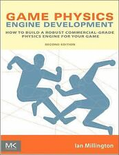 Game Physics Engine Development The Morgan Kaufmann Series in Interactive 3D Te