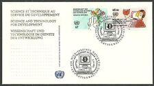 UNO-Wien MiNr 135/36 FDC