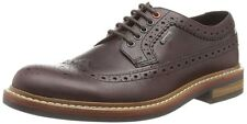 NEW CLARKS DARBY LIMIT GTX WATERPROOF CHESTNUT LEATHER BROGUE STYLE 42,5 UK 8,5G