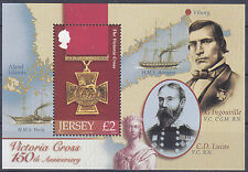 Jersey 2006 150th Anniversary of Victoria Cross MS UM SGMS1258 Cat £5.00