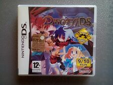 DISGAEA DS - RPG STRATEGICO - NINTENDO NDS DS DSi 3DS 2DS PAL ITALIANO COMPLETO