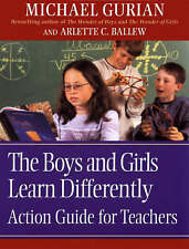 The Boys and Girls Learn Differently Action Guide for Teachers-ExLibrary