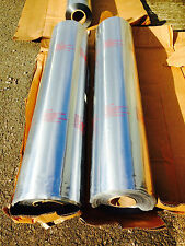 MIL-PRF-131-K Plastic Backing Barrier Foil military aviation packaging material