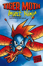 Insect Ninja (Tiger Moth),Reynolds, Aaron,New Book mon0000056284