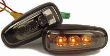 Eagle Eyes LED Side Lights Repeaters Smoked Mercedes Benz C180-280 W202 93-00