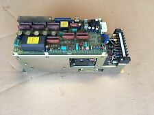 Fanuc Velocity Control Unit A06B-6047-H002 with A20B-0009-0320/09D  Board