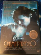 Cinema Paradiso -  Dvd The New Version by Philippe