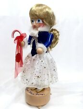 "New Steinbach 17"" Sugar Plum Fairy Nutcracker Ballet Germany Christmas S859"