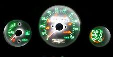Peugeot speedfight 1&2 led dash clock conversion kit lightenUPgrade