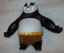 """LOT # 835 KUNG FU PANDA 4-INCH """"PO"""" McDONALD'S HAPPY MEAL PLASTIC COLLECTIBLE"""