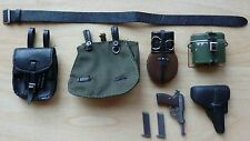 DRAGON 1/6th SCALE GERMAN WWII OFFICERS EQUIPMENT SET