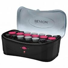 REVLON*Perfect Heat*20 PIECE*Ionic Hairsetter*HOT ROLLERS Electric HAIR CURLERS