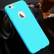 """Shockproof Rugged Hybrid Rubber TPU Cover Case for iPhone 6 4.7"""" / 6 Plus 5.5"""""""