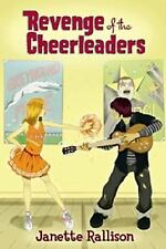 Revenge of the Cheerleaders by Janette Rallison (2007, Hardcover) 1st Edition