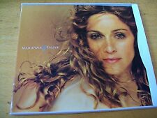 MADONNA FROZEN CD SINGOLO MINT-  FLP CASE RARO USA