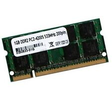 1gb 1024 MB di memoria ddr2 per PC portatili RAM 533 MHz So-Dimm pc2-4200s pc4200