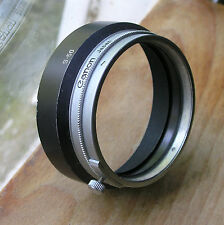genuine Canon Lens hood S-50 50mm clamp on over 48mm for 50mm 1.4 rangefinder