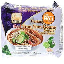 MyKuali My Kuali Tom Yum Goong Noodle 4pks
