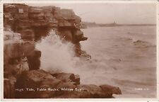 High Tide, Table Rocks, WHITLEY BAY, Northumberland RP