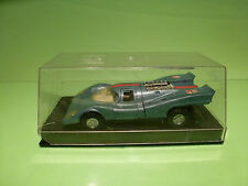 NACORAL PORSCHE 917 - BLUE 1:24 - RARE SELTEN - GOOD CONDITION IN BOX