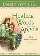 Healing Words From The Angels by Doreen Virtue NEW