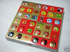 Club Nintendo Super Mario 25th Anniversary Limited Edition Pins Collection New