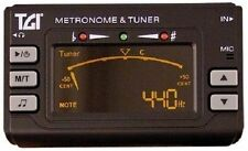 TGI 98W Chromatic Tuner / Metronome with Clip on Mic