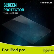 Mocolo High Quality Premium Tempered Glass Screen Guard for Apple iPad Pro 12.9""