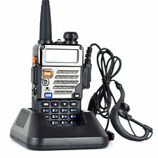 BAOFENG UV-5RE Plus Dual-Dand VHF/UHF CTCSS&CDCSS Two-way Radio Walkie Talkie~