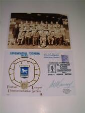 IPSWICH TOWN FC 1961-62 FIRST DIVISION CHAMPIONS ALF RAMSEY SIGNED (PRINTED)