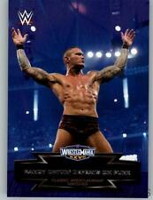 2015 WWE Road to Wrestlemania Classic Matches #27 Randy Orton