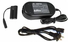 Ac Power Adapter AC-5VX + CP-04 DC Coupler for Fuji FujiFilm HS10 HS11 HS20EXR