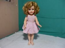 "Ideal Vintage 15"" Shirley Temple Doll ST-15-N Doll"